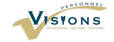 Visions Personnel Services Retina Logo